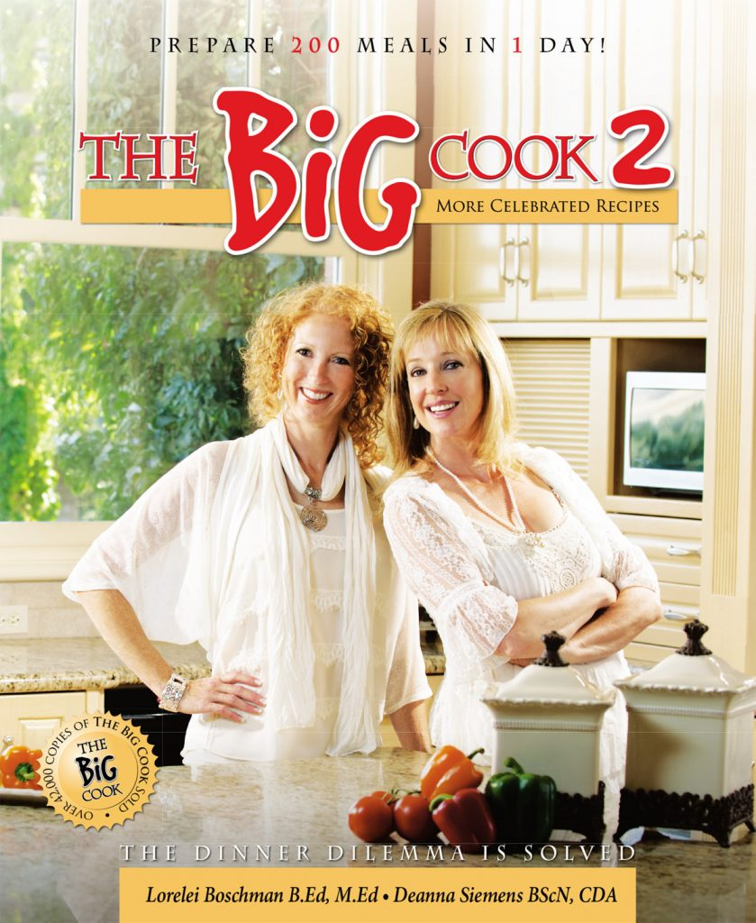 Cover of The Big Cook 2 cookbook