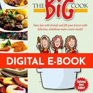 Cover of The Big Cook Cookbook - Digital Version
